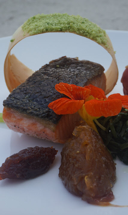 Your choice from our 4 course Dinner Set
