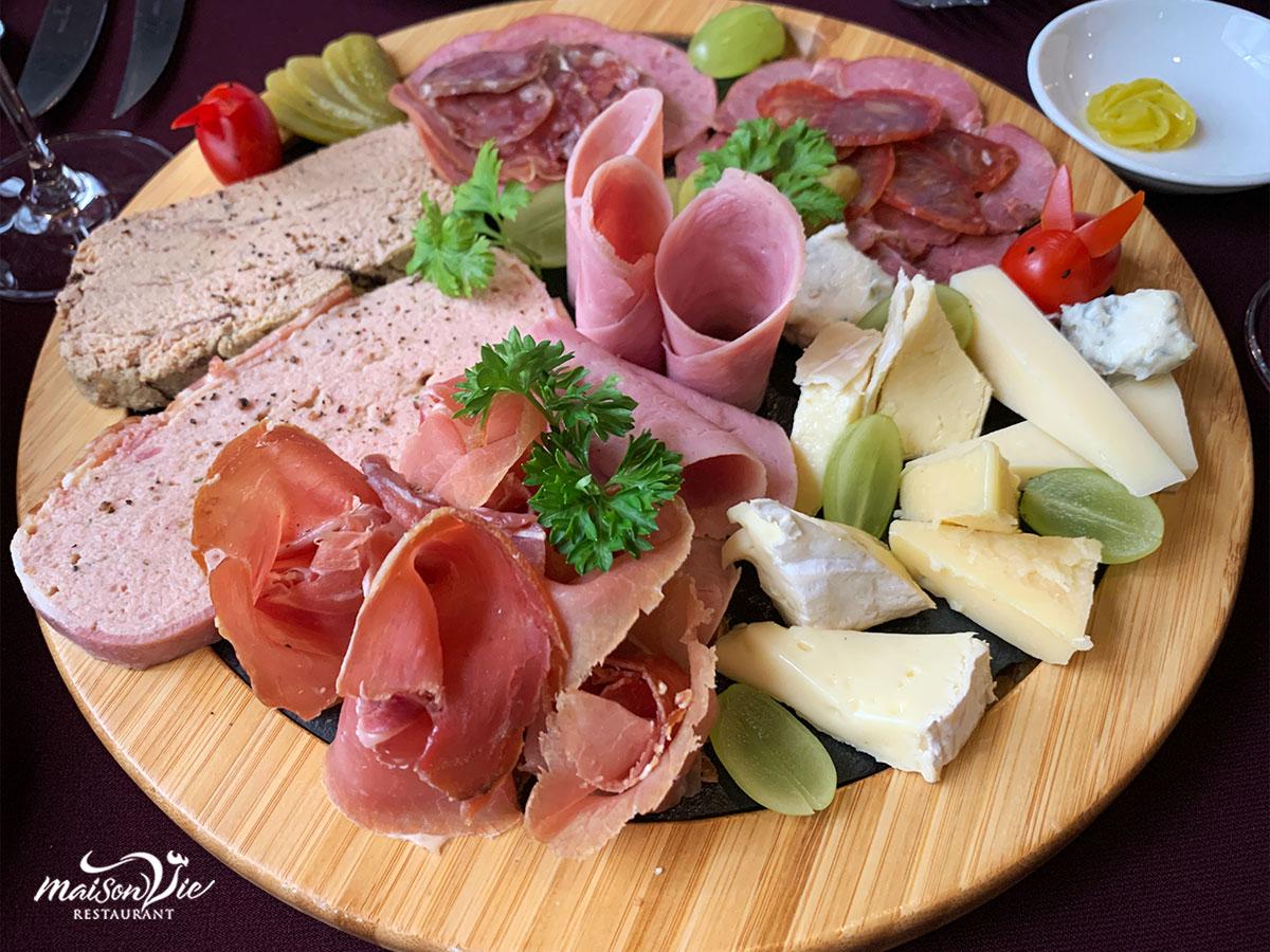 nhà hàng Pháp chất lượng ở Hà Nội